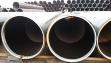 LARGE DIAMETER AND THICKNESS DSAW/LSAW Steel Pipe Carbon Steel