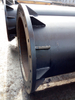 Flanged LSAW steel pipe
