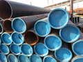 LSAW steel pipe stock 406X22MM X12Meter USD670/TON
